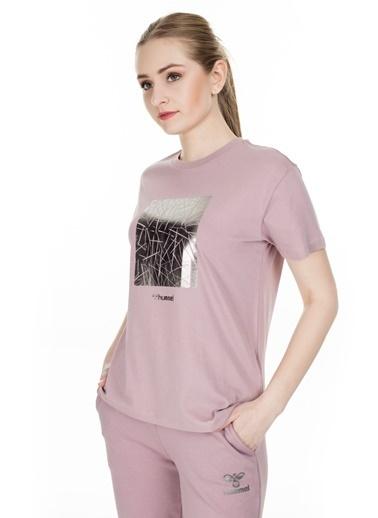 Hummel Kadın Browst Tişört 910964-3326 Lila